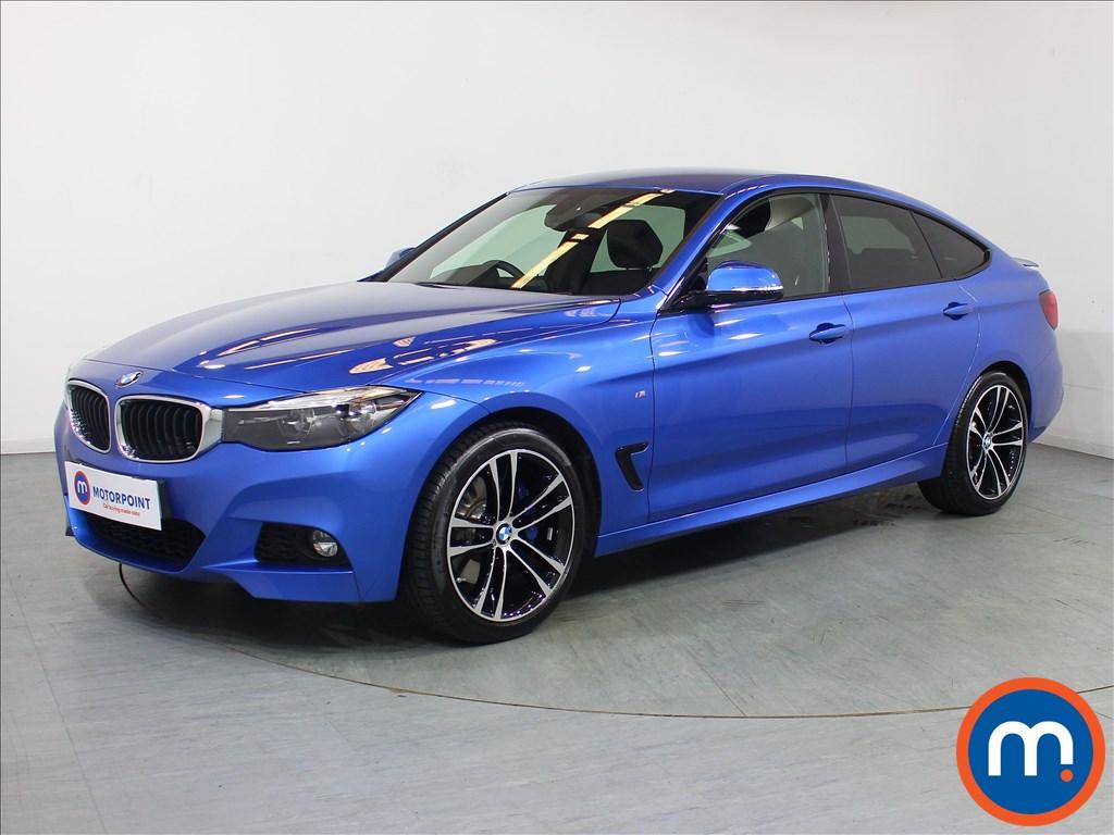 BMW 3 Series M Sport - Stock Number 1098531 Passenger side front corner
