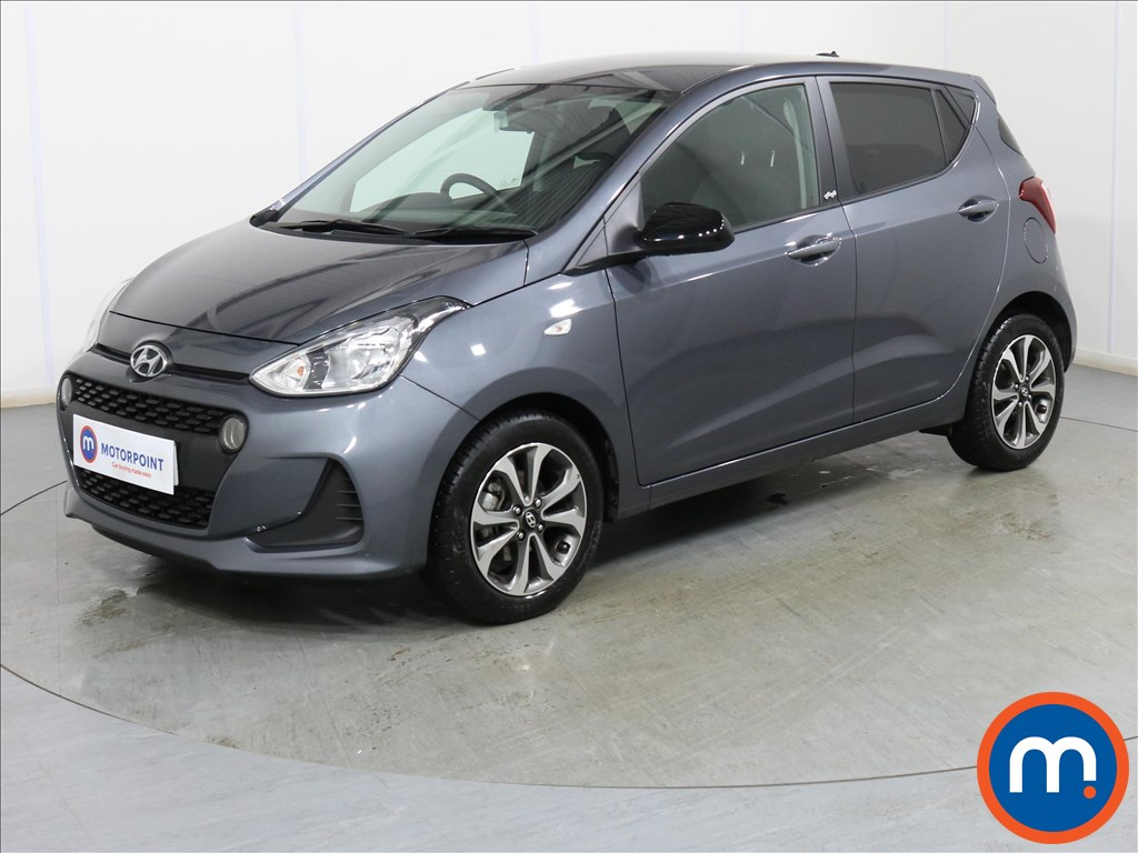 Hyundai I10 Play - Stock Number 1095390 Passenger side front corner