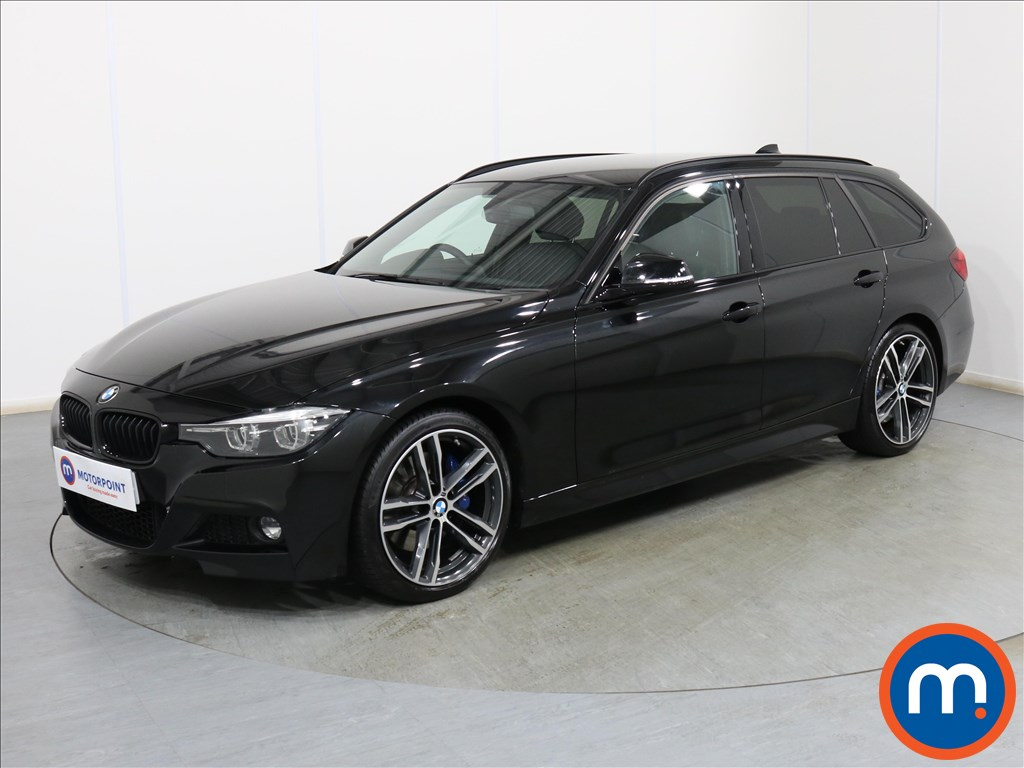 BMW 3 Series M Sport Shadow Edition - Stock Number 1096847 Passenger side front corner