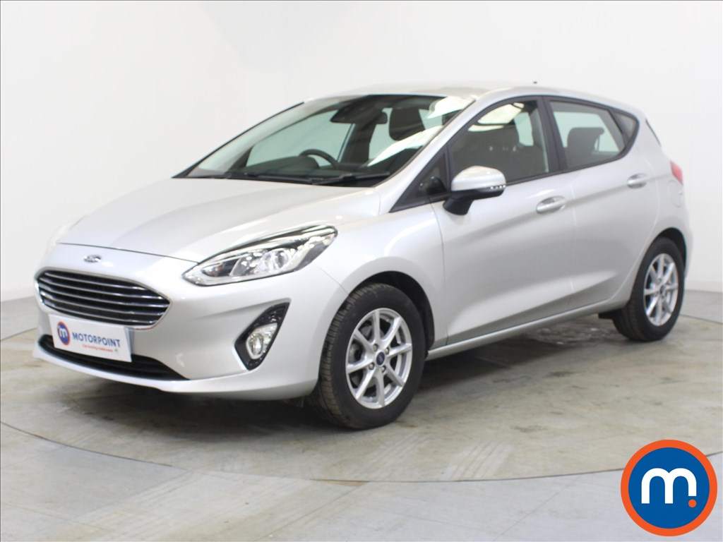 Ford Fiesta Zetec - Stock Number 1099539 Passenger side front corner
