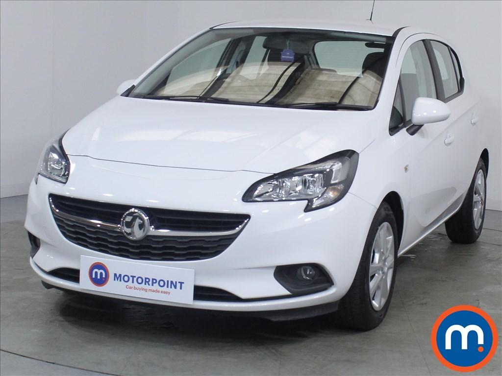 Vauxhall Corsa Design - Stock Number 1097494 Passenger side front corner