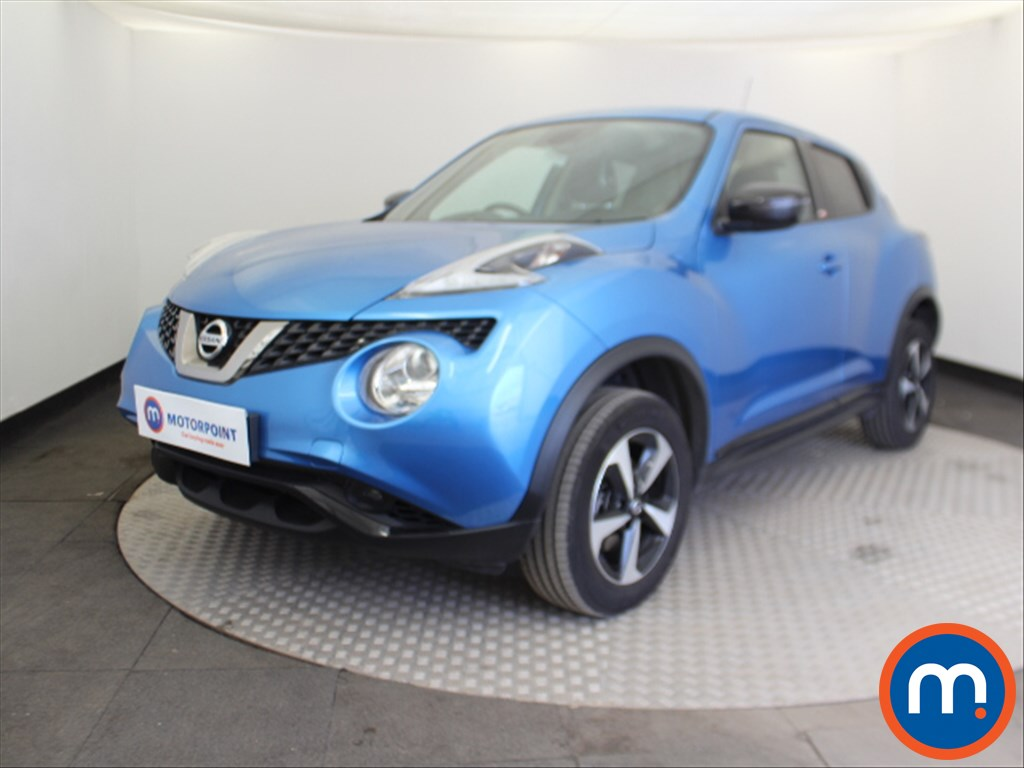Nissan Juke Bose Personal Edition - Stock Number 1093158 Passenger side front corner