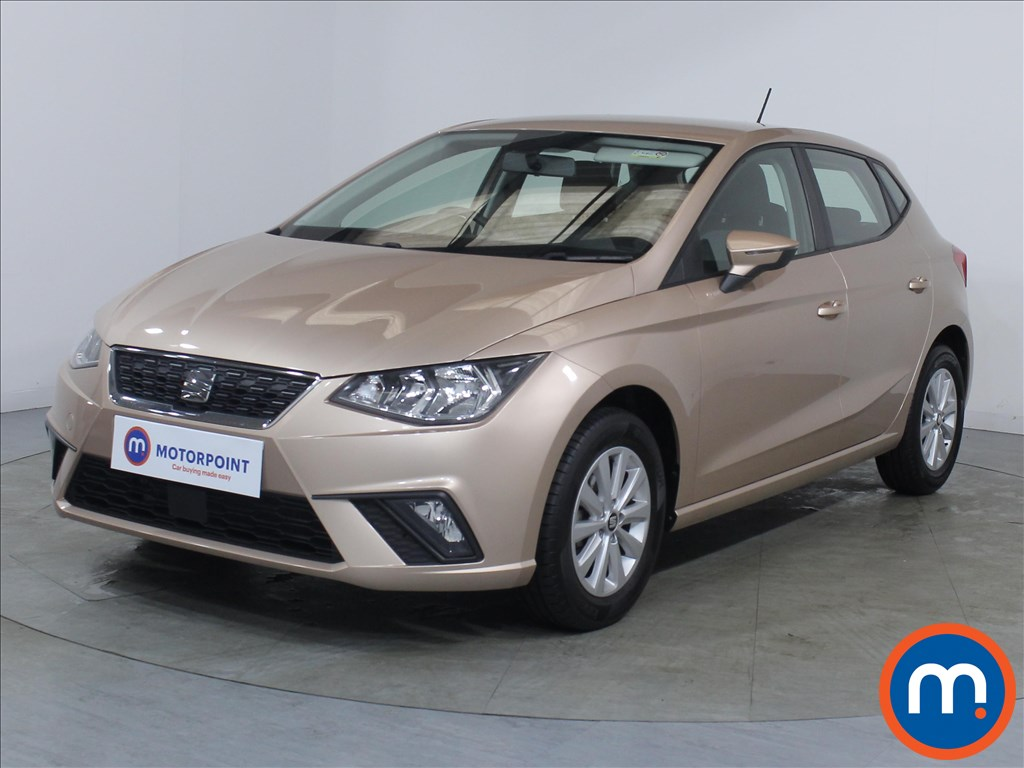 Seat Ibiza SE Technology - Stock Number 1093343 Passenger side front corner