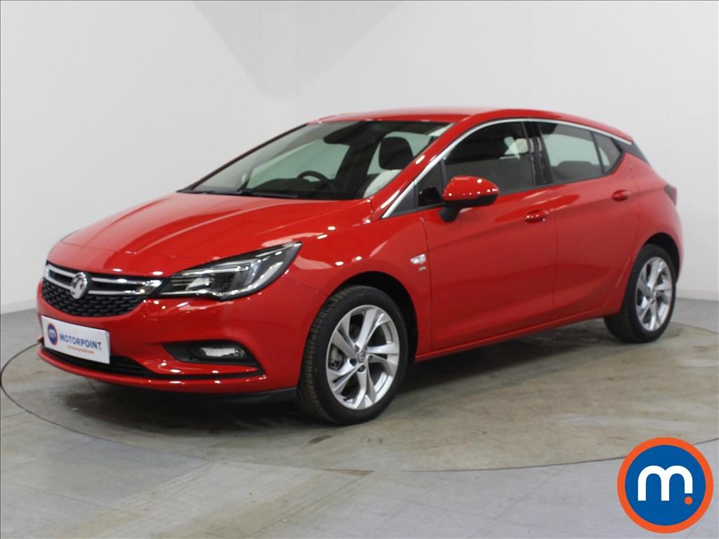 Vauxhall Astra SRi - Stock Number 1098089 Passenger side front corner
