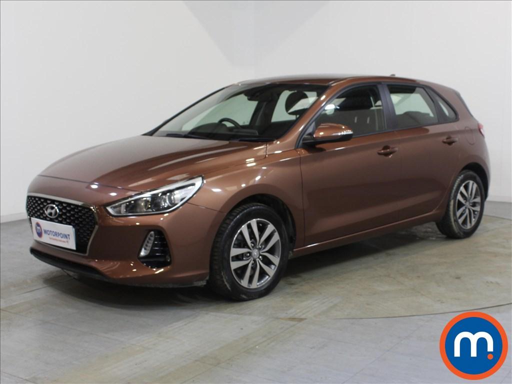 Hyundai I30 SE - Stock Number 1097354 Passenger side front corner