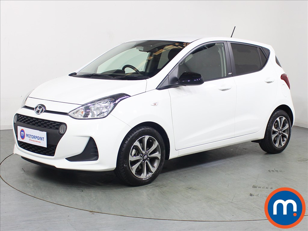 Hyundai I10 Play - Stock Number 1095337 Passenger side front corner