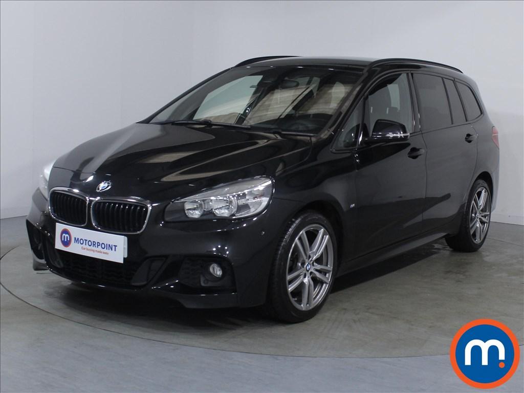 BMW 2 Series M Sport - Stock Number 1096057 Passenger side front corner