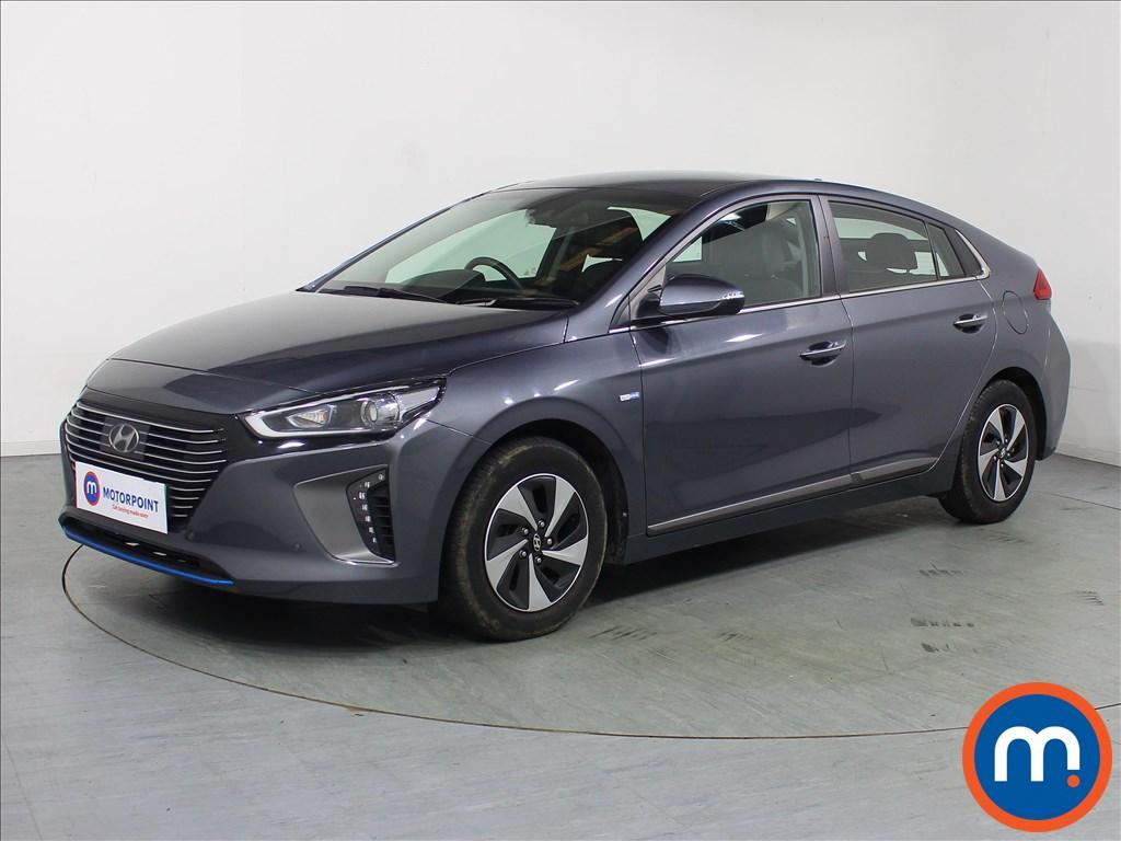 Hyundai Ioniq Premium SE - Stock Number 1080376 Passenger side front corner