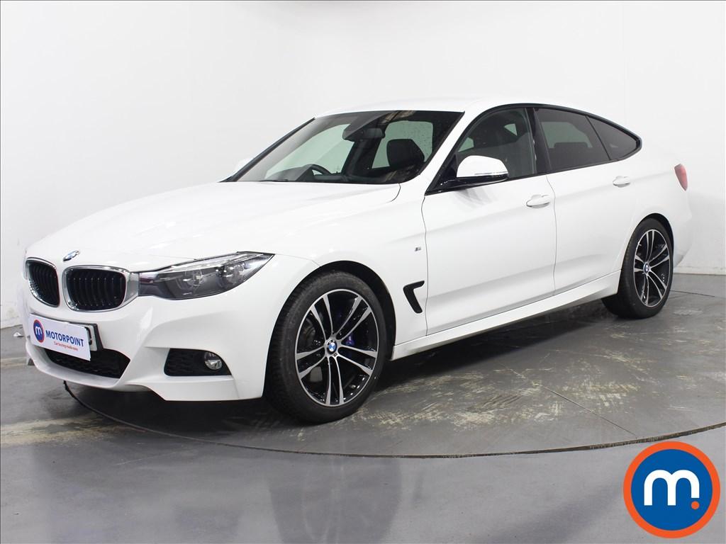 BMW 3 Series M Sport - Stock Number 1096563 Passenger side front corner