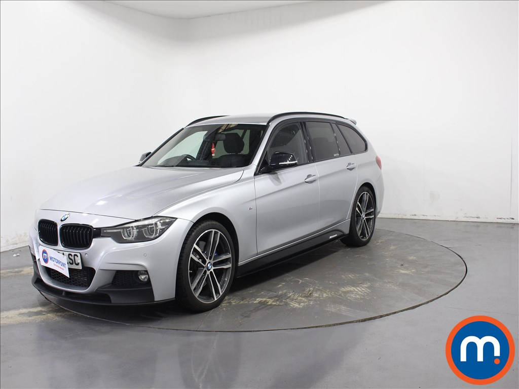BMW 3 Series M Sport Shadow Edition - Stock Number 1099563 Passenger side front corner