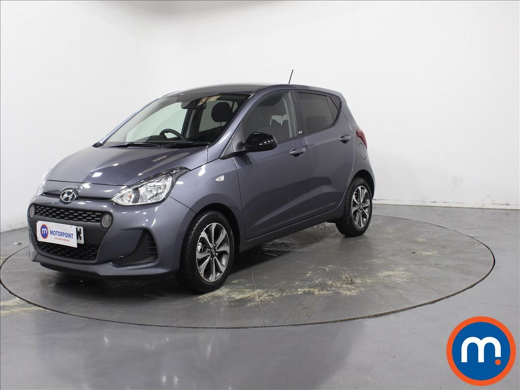 Hyundai I10 Play - Stock Number 1095214 Passenger side front corner