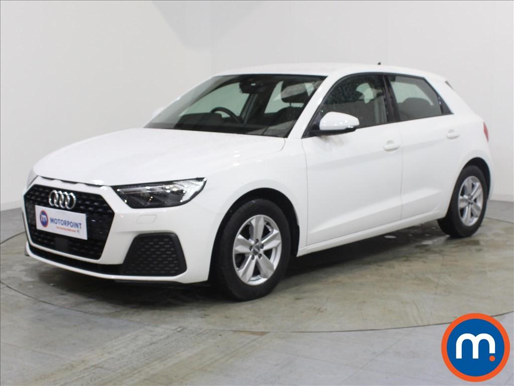 Audi A1 SE - Stock Number 1097031 Passenger side front corner