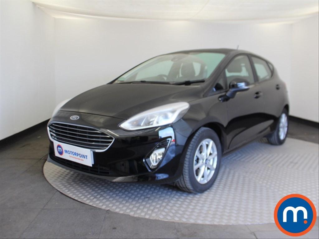 Ford Fiesta Zetec - Stock Number 1099514 Passenger side front corner