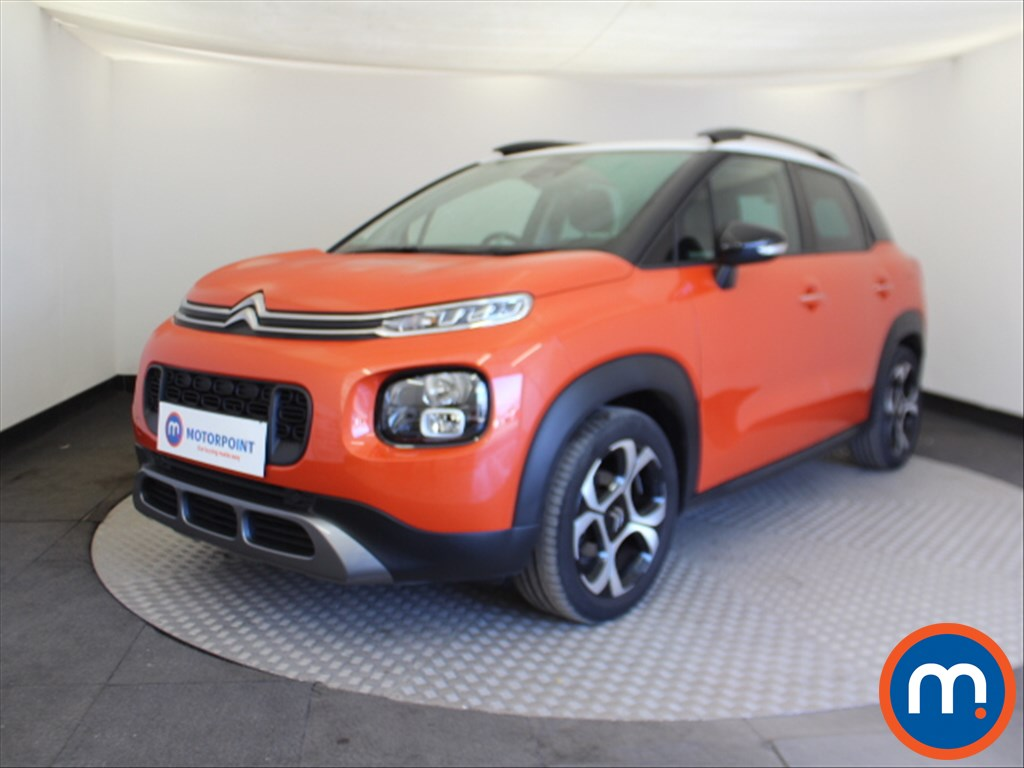 Citroen C3 Aircross Flair - Stock Number 1101145 Passenger side front corner