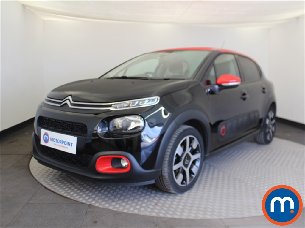 Citroen C3 Flair Nav Edition - Stock Number 1095787 Passenger side front corner