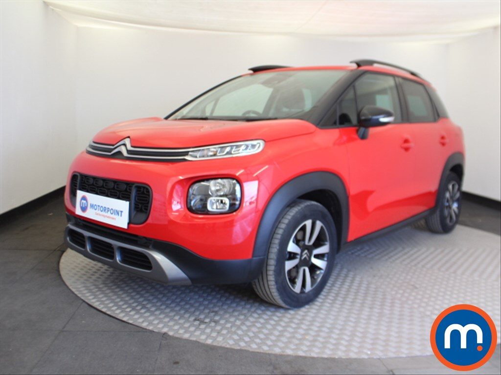 Citroen C3 Aircross Feel - Stock Number 1101148 Passenger side front corner