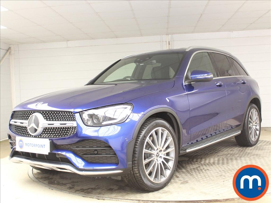 Mercedes-Benz GLC AMG Line Premium - Stock Number 1091716 Passenger side front corner