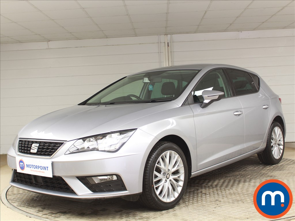 Seat Leon SE Dynamic Technology - Stock Number 1087181 Passenger side front corner