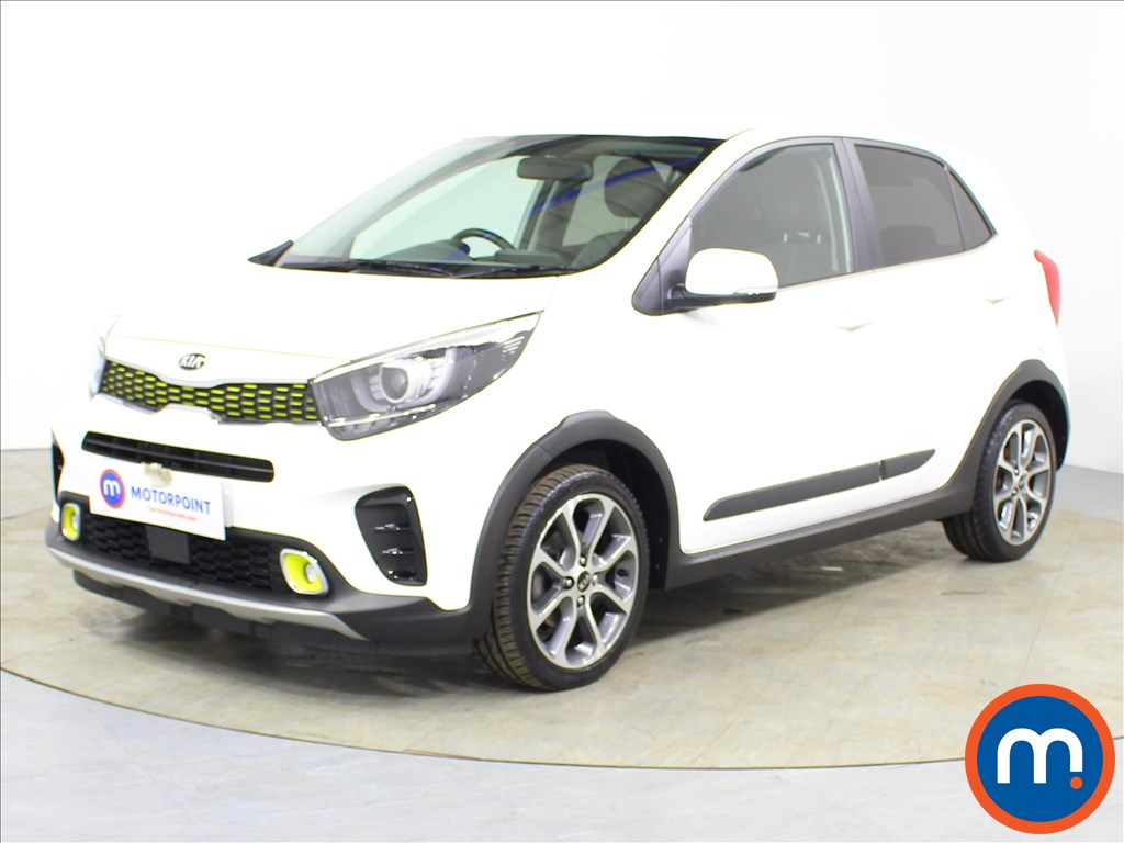 KIA Picanto X-Line - Stock Number 1099046 Passenger side front corner