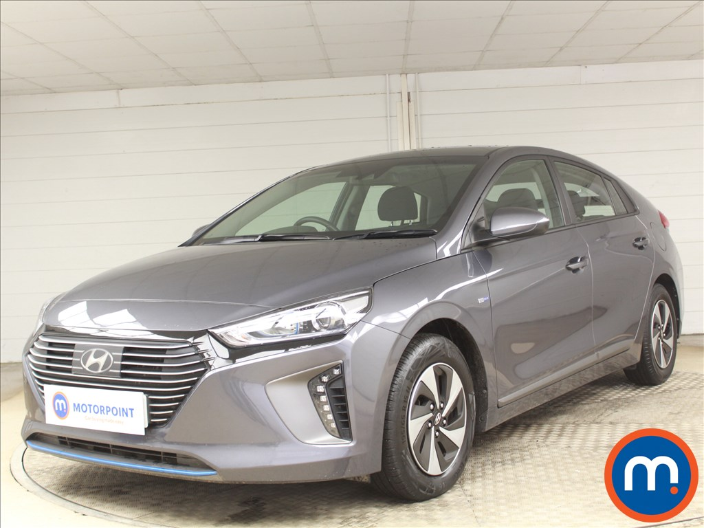 Hyundai Ioniq SE - Stock Number 1087979 Passenger side front corner