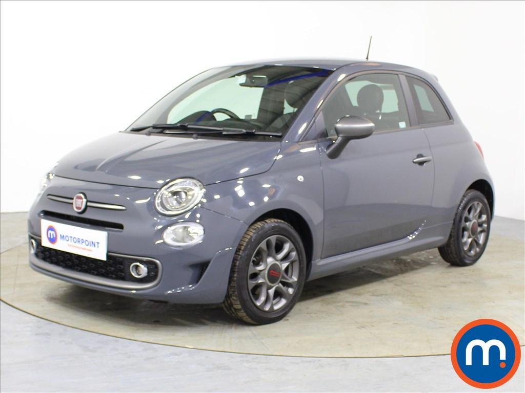 Fiat 500 S - Stock Number 1098504 Passenger side front corner