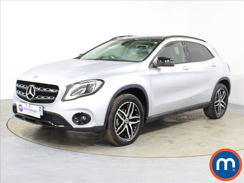 Mercedes-Benz Gla Class Urban Edition - Stock Number 1089450 Passenger side front corner