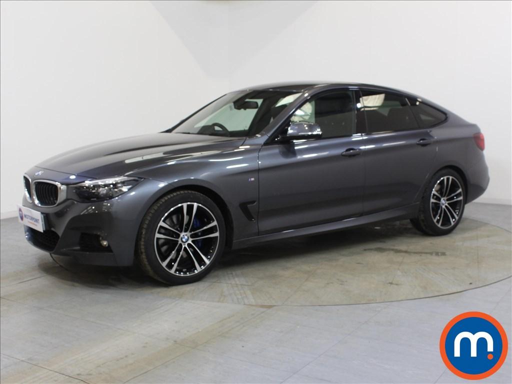 BMW 3 Series M Sport - Stock Number 1098457 Passenger side front corner