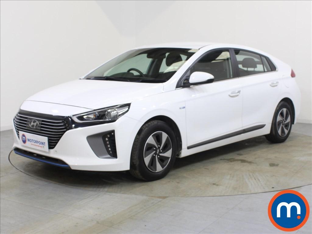 Hyundai Ioniq Premium SE - Stock Number 1087851 Passenger side front corner