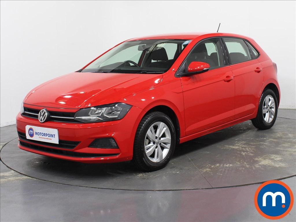 Volkswagen Polo SE - Stock Number 1099489 Passenger side front corner