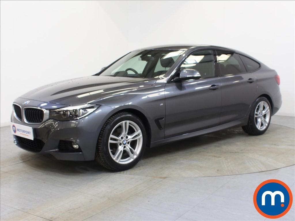 BMW 3 Series M Sport - Stock Number 1096570 Passenger side front corner