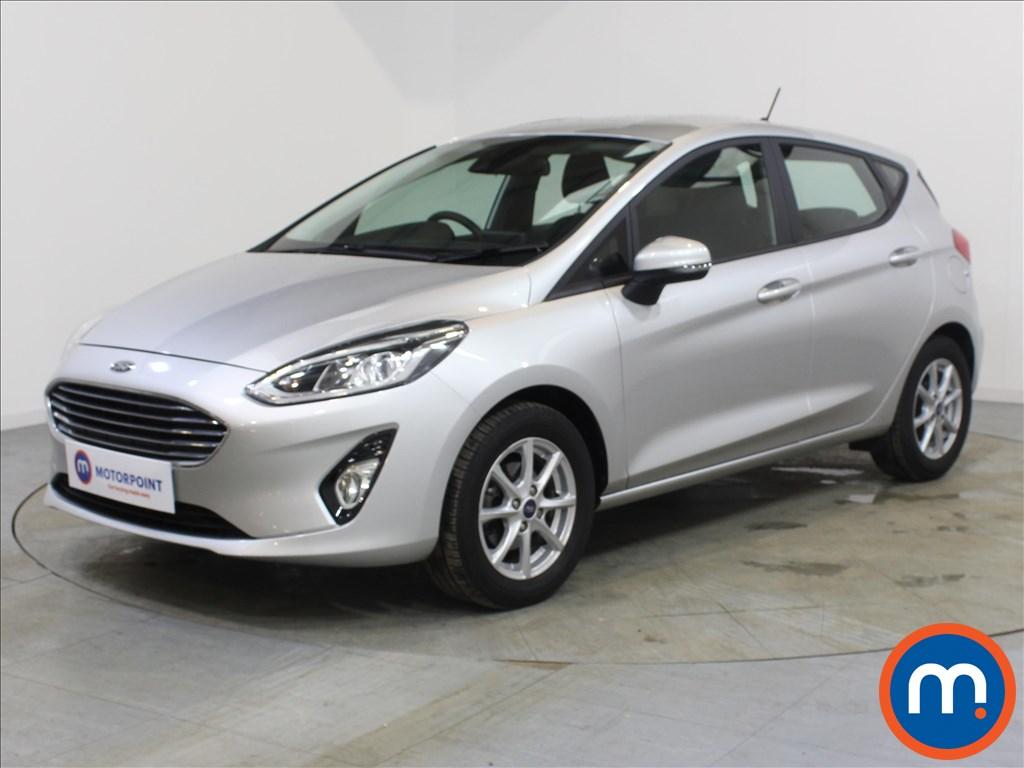 Ford Fiesta Zetec - Stock Number 1099542 Passenger side front corner