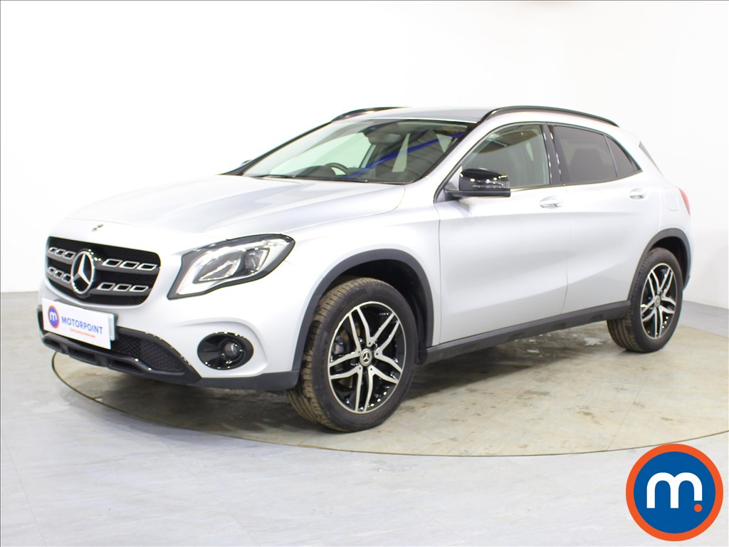 Mercedes-Benz Gla Class Urban Edition - Stock Number 1092882 Passenger side front corner