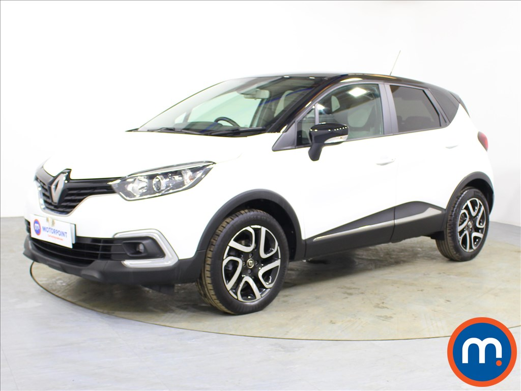 Renault Captur Iconic - Stock Number 1095856 Passenger side front corner