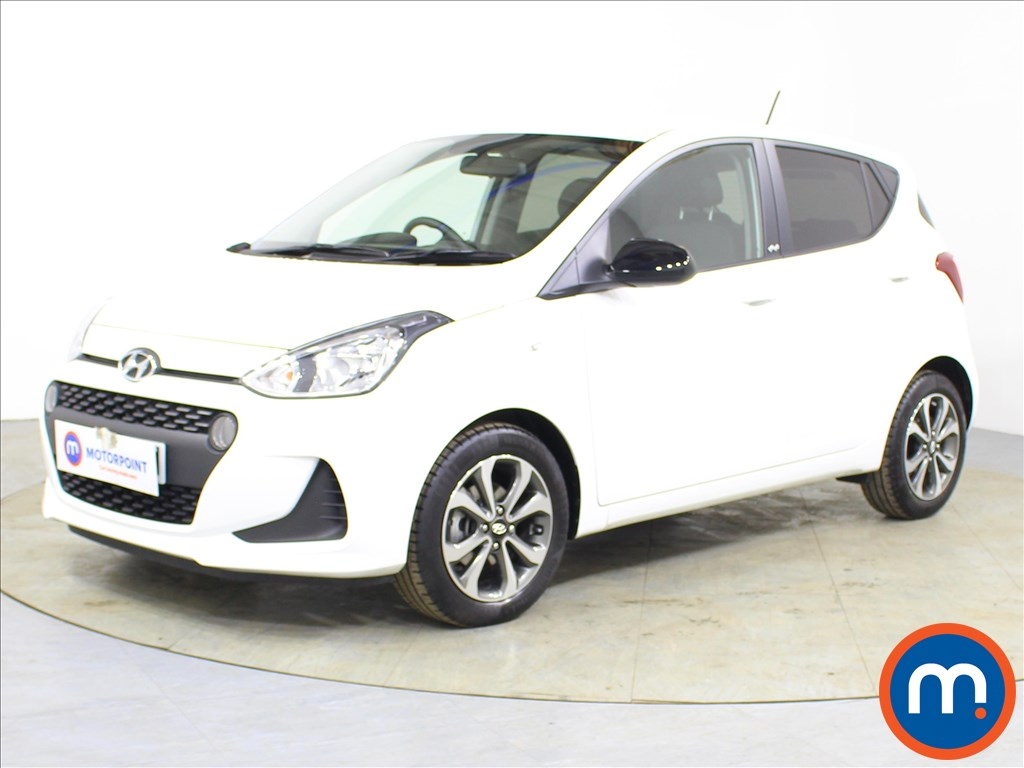 Hyundai I10 Play - Stock Number 1095333 Passenger side front corner