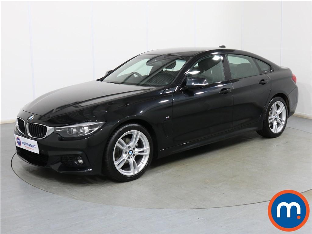 BMW 4 Series M Sport - Stock Number 1099707 Passenger side front corner