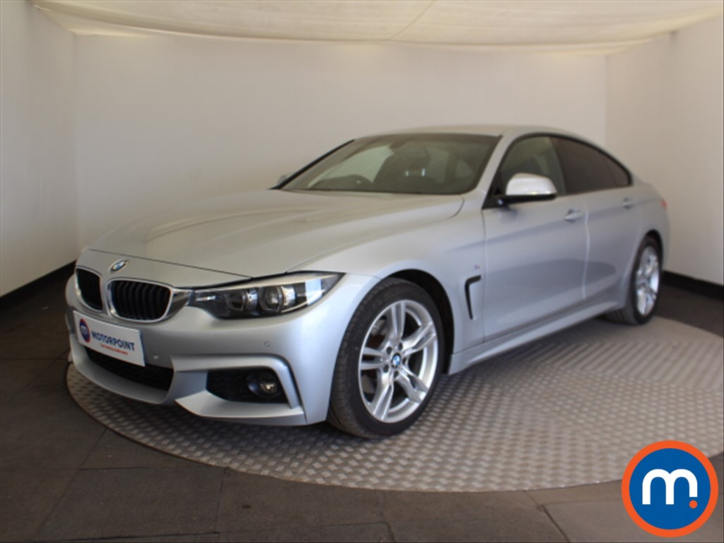 BMW 4 Series M Sport - Stock Number 1096501 Passenger side front corner