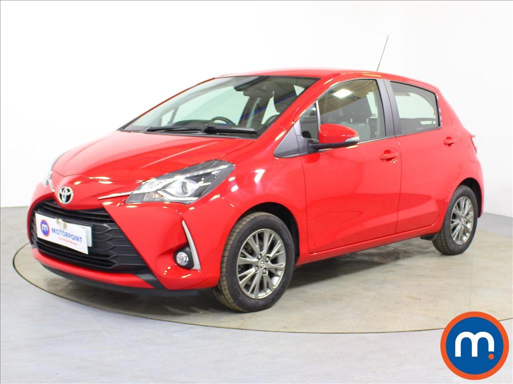 Toyota Yaris Icon - Stock Number 1092974 Passenger side front corner