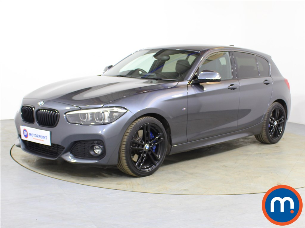 BMW 1 Series M Sport Shadow Edition - Stock Number 1093050 Passenger side front corner