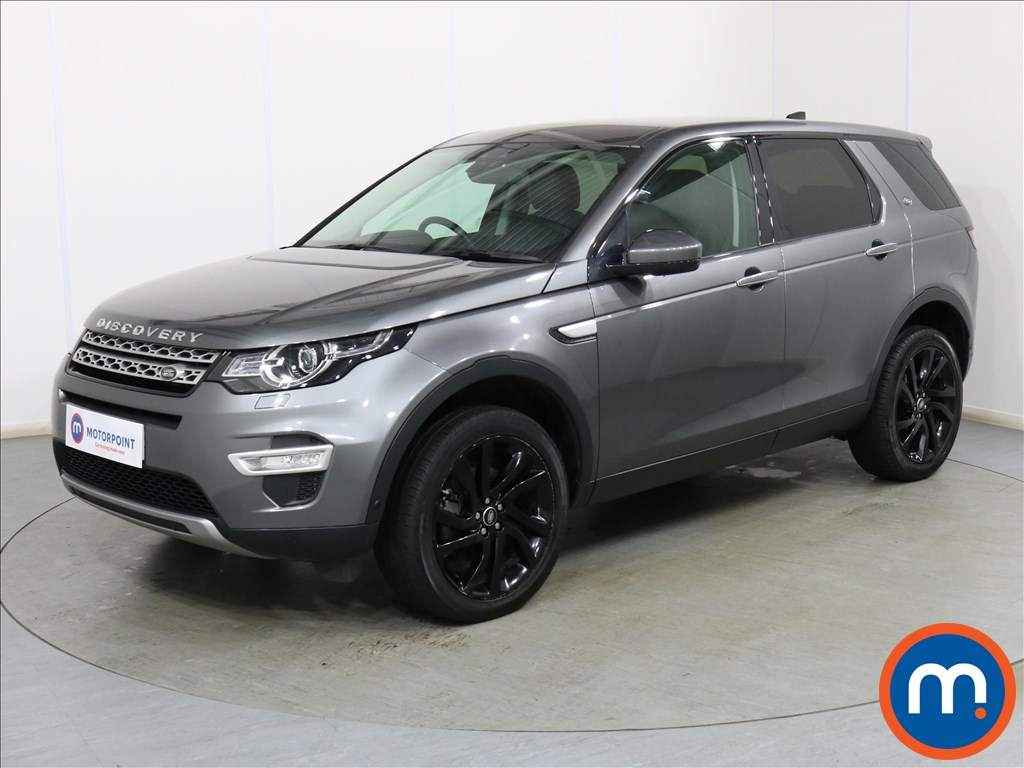 Land Rover Discovery Sport HSE Luxury - Stock Number 1099565 Passenger side front corner