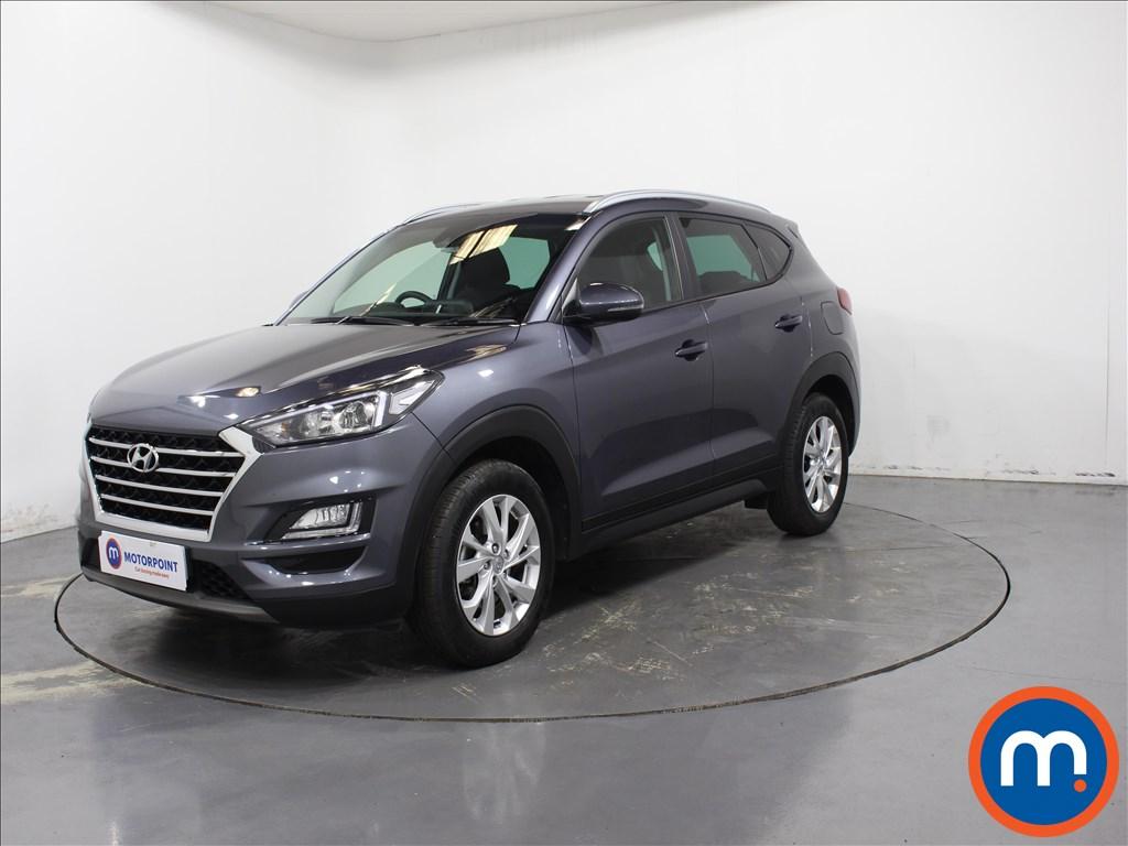 Hyundai Tucson SE Nav - Stock Number 1096645 Passenger side front corner