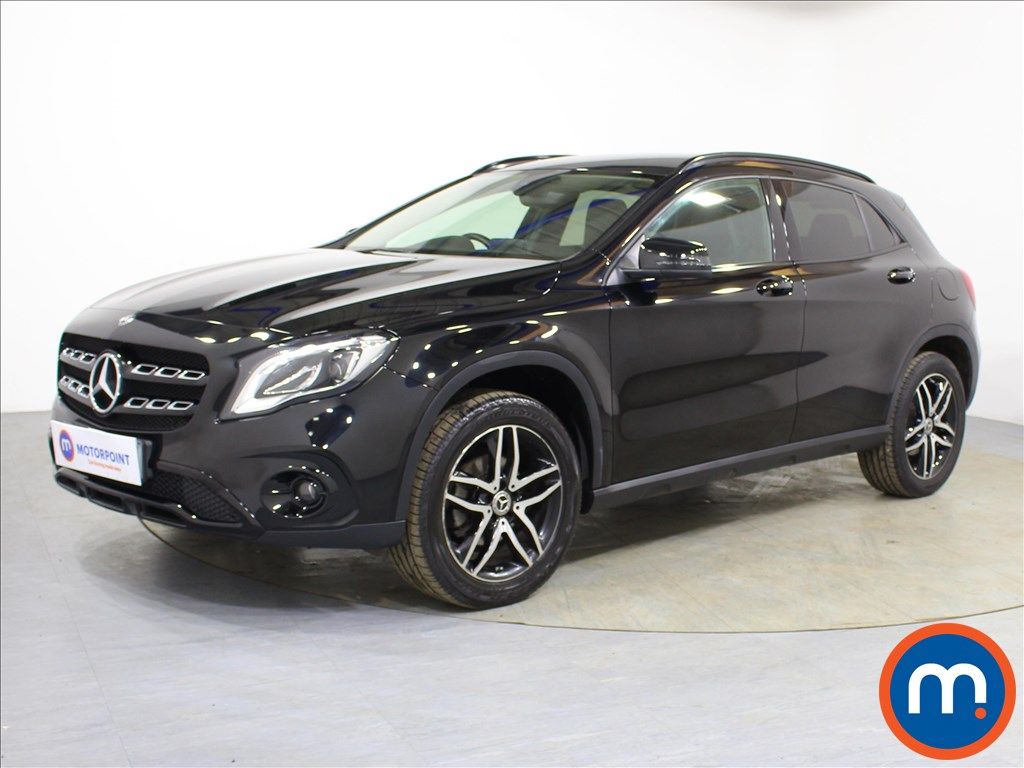 Mercedes-Benz Gla Class Urban Edition - Stock Number 1093836 Passenger side front corner