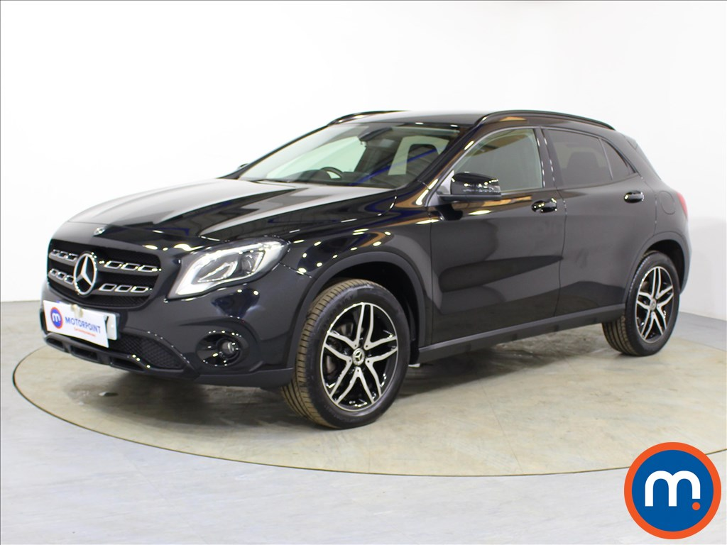 Mercedes-Benz Gla Class Urban Edition - Stock Number 1095702 Passenger side front corner