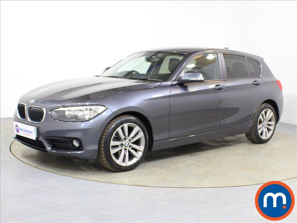 BMW 1 Series Sport - Stock Number 1097958 Passenger side front corner