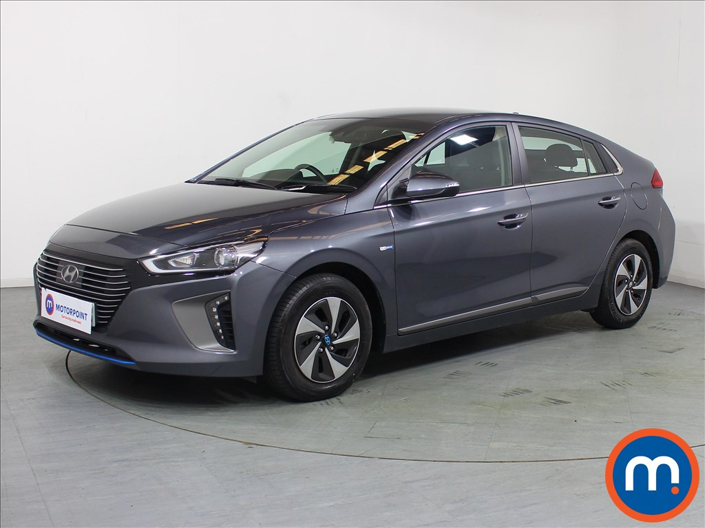 Hyundai Ioniq Premium - Stock Number 1080329 Passenger side front corner