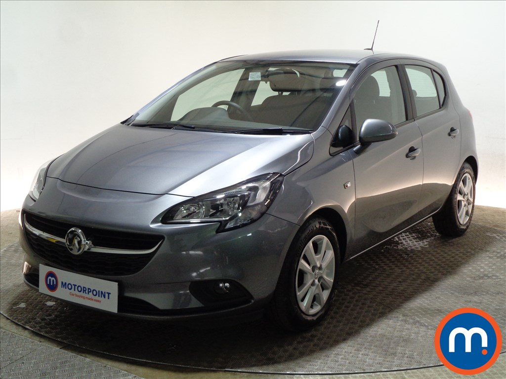Vauxhall Corsa Design - Stock Number 1096232 Passenger side front corner