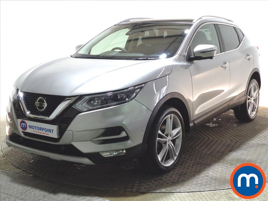 Nissan Qashqai N-Motion - Stock Number 1096039 Passenger side front corner