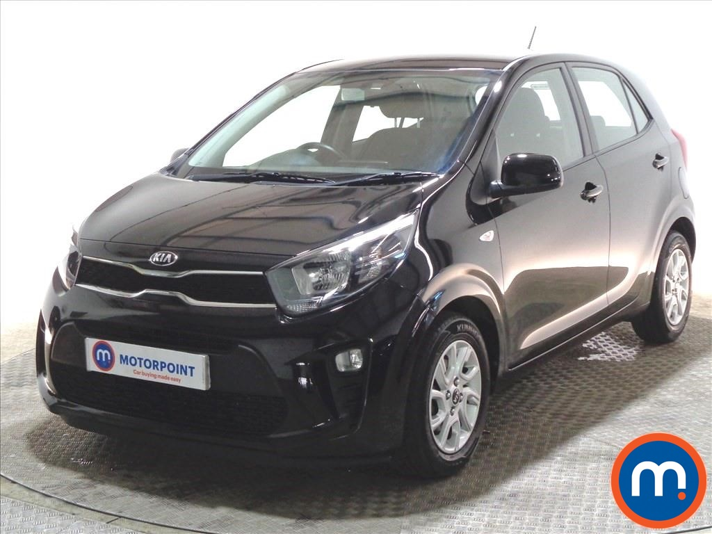 KIA Picanto 2 - Stock Number 1099443 Passenger side front corner