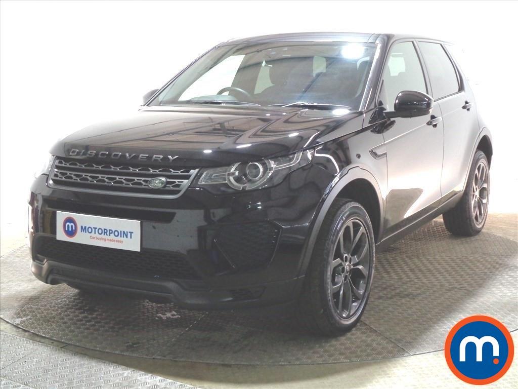 Land Rover Discovery Sport Landmark - Stock Number 1096262 Passenger side front corner