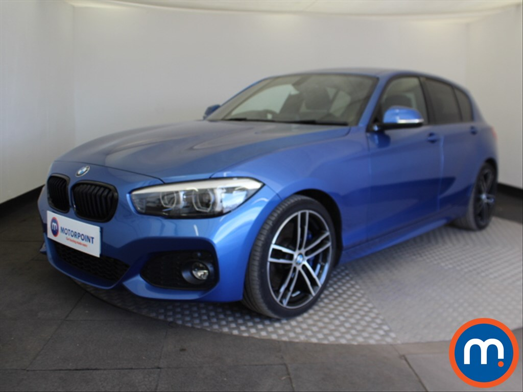 BMW 1 Series M Sport Shadow Edition - Stock Number 1101266 Passenger side front corner
