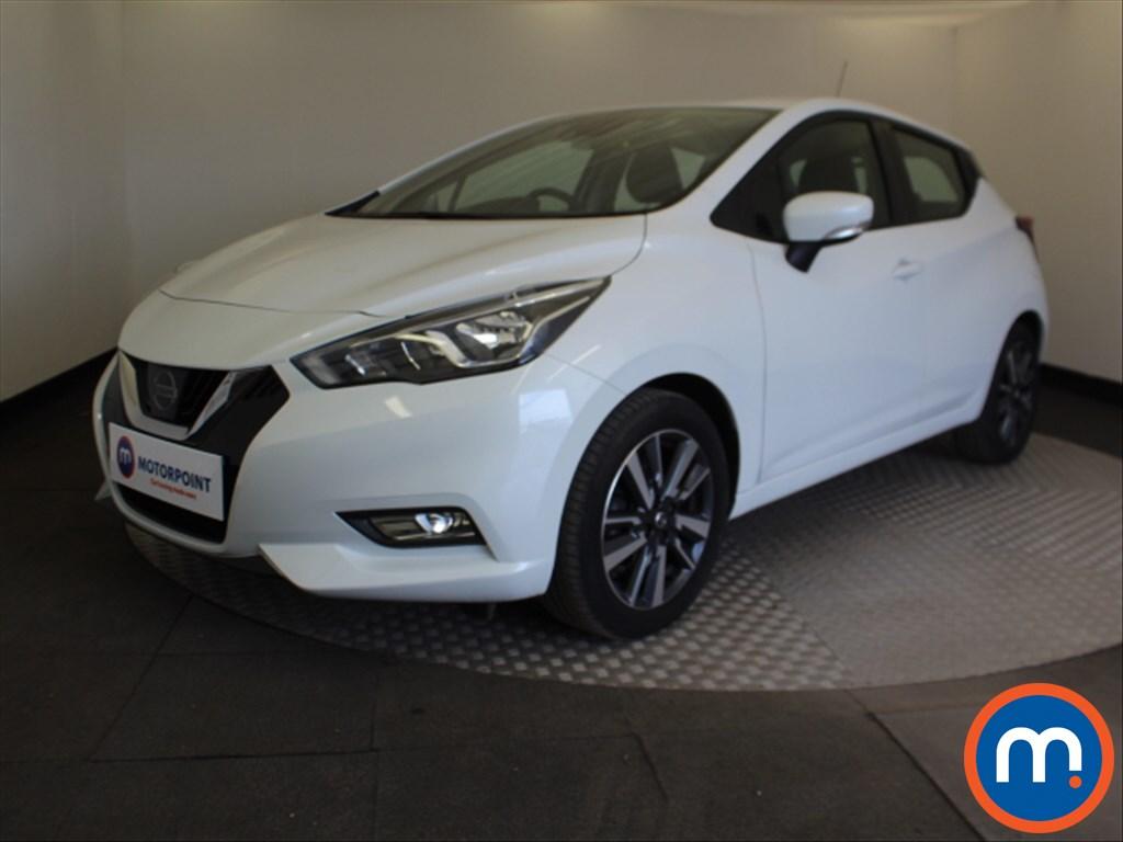 Nissan Micra Acenta Limited Edition - Stock Number 1097025 Passenger side front corner